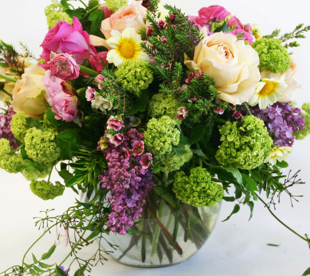 News from mark 39 s garden for Mothers day flower arrangements